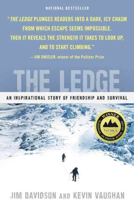 The Ledge By Davidson, Jim/ Vaughan, Kevin